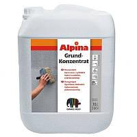 Грунт концентрат Alpina Grund-Konzentrat для наружных и внутренних работ 1 л