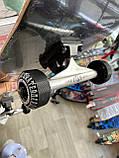 Скейт деревянный, Скейтборд, натуральный канадский клен, для трюков, Fish Skateboards - Сердце, премиум!!!, фото 6