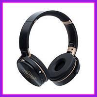 Беспроводные Bluetooth Наушники с MP3 плеером JBL Everest JB950 BT Радио Чёрные