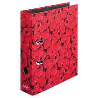 Папка-регистратор Herlitz А4 8см World of Fruit Raspberry 10666527
