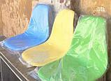 Стілець Тауер Вуд блакитний ніжки бук (безкоштовна доставка), фото 3