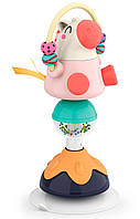 Погремушка на присоске Лошадка Hola Toys (3150A)