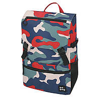 Рюкзак Herlitz be bag be smart Camouflage Fun камуфляж