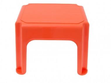 Tega Baby Табурет детский большой KD-008 Оранжевый