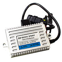 Блок быстрого розжига S2 High Quick Start 45W AC Slim / балласт для ксенона
