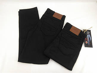 Котонові штани для хлопчика (чорний)