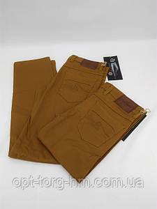 Котонові штани для хлопчика (беж)