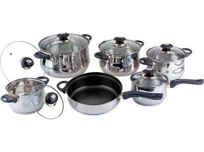 Набор посуды BOHMANN BH-1231 MRB