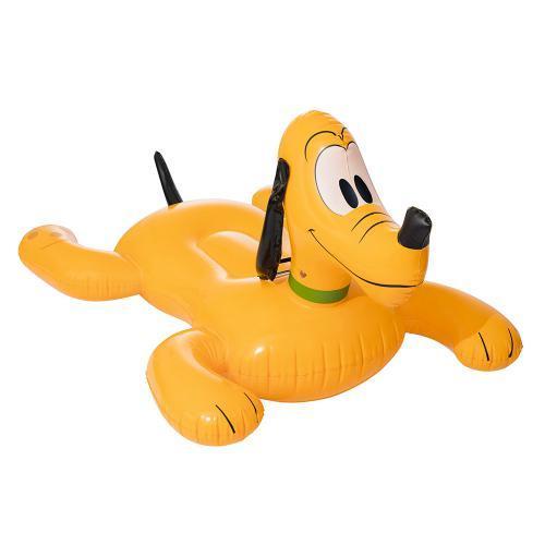 Надувная игрушка-наездник Плуто 117х107 см, от 3 лет