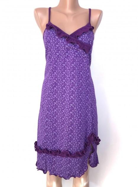 Сорочка домашняя женская хлопковая трикотажная одежда для дома
