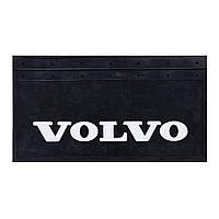 Брызговик для грузовика VOLVO рельефная надпись (650*350 мм)