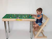 Стіл для роботи з конструктором демонстраційний (трансформер 2 в 1) Art&Play®, фото 3