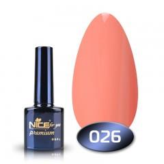 Гель-лак Nice for You Premium 026, 8,5 мл
