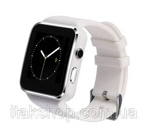 Умные часы Smart Watch X6 white