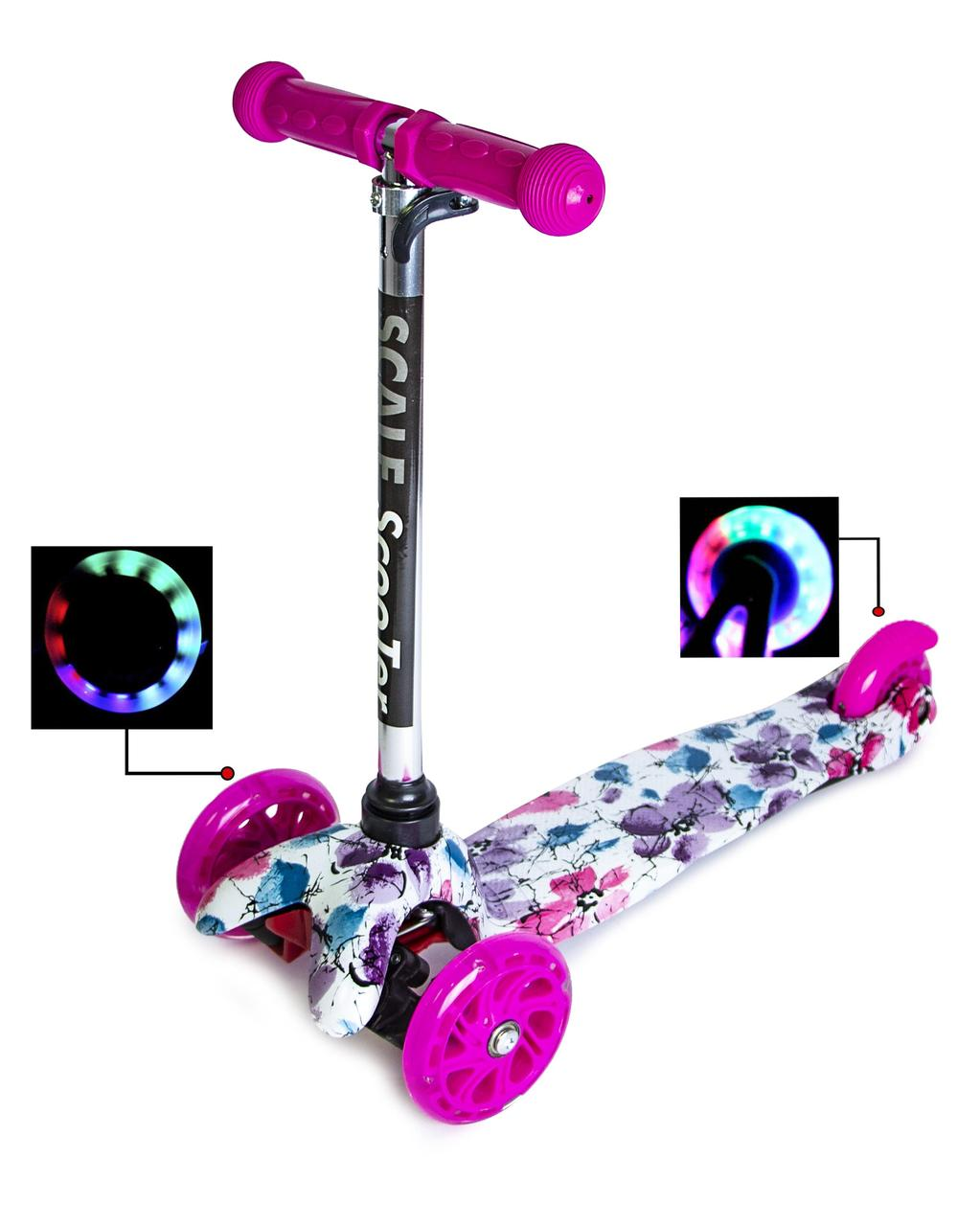 """Самокат Mini Scooter """"Маки"""""""