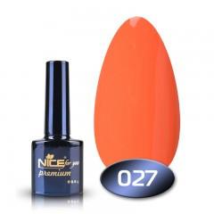 Гель-лак Nice for You Premium 027, 8,5 мл