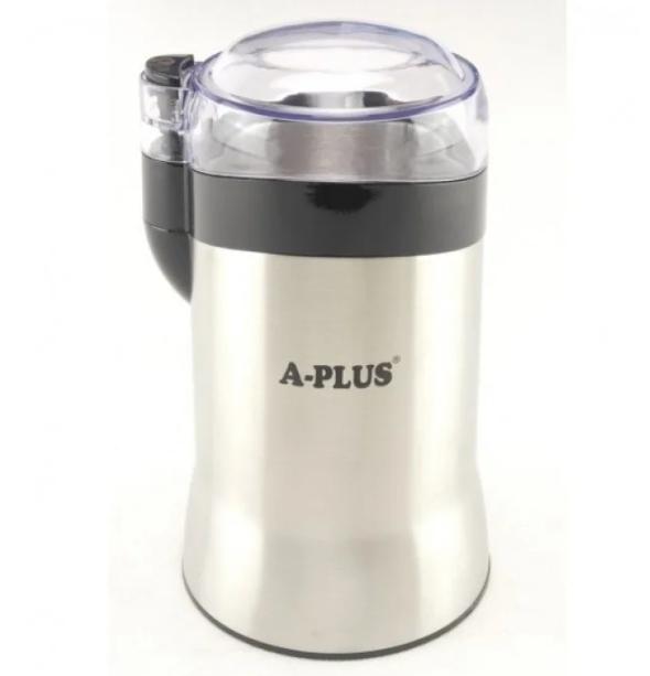 Кофемолка А-PLUS CG-1586 измельчитель 180W