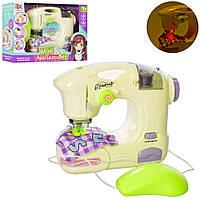 Детская швейная машинка с педалью управления A-Toys (6992A)