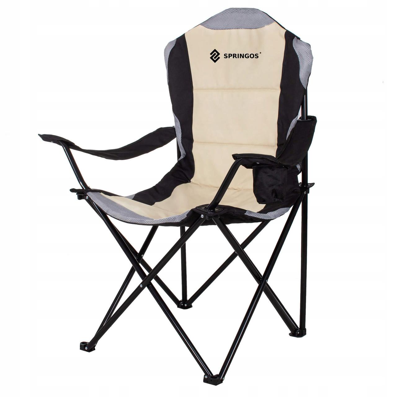 Кресло складное для кемпинга и рыбалки Springos CS0005