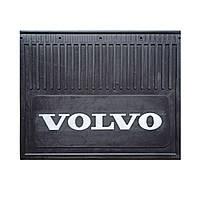 Брызговик для грузовика VOLVO простая надпись (470*370 мм)