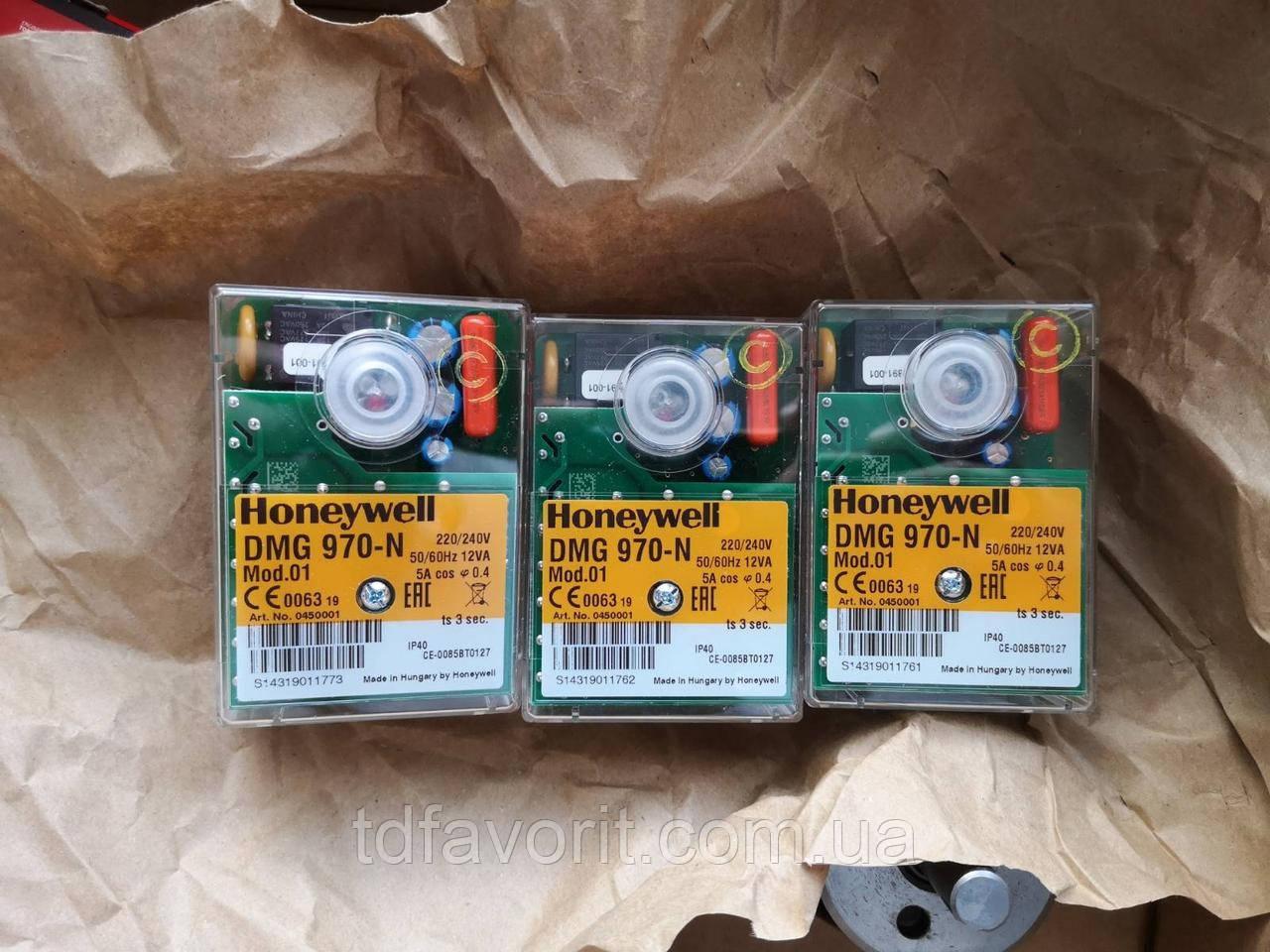 Блок управління Honeywell DMG 970-n Mod. 01