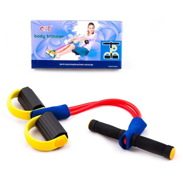 Тренажер - эспандер Body Trimmer | Эспандер для ног