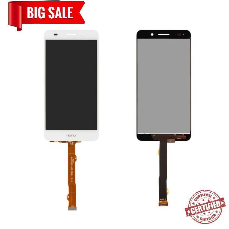 Модуль (сенсор + дисплей) для Huawei Y6 II (CAM-L21), Honor 5A (CAM-AL00) білий