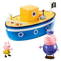 Игровой набор Свинка Пеппа Морское приключение 05060