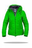 Куртка жіноча Freever баклажан, чорний, біла, фото 2