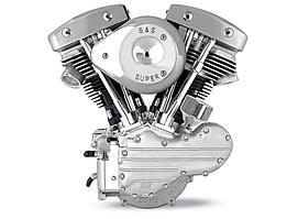 Двигуни та комплектуючі