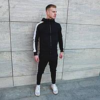 Мужской молодежный спортивный костюм
