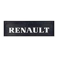 Брызговик для грузовика RENAULT рельефная надпись (650*220 мм)