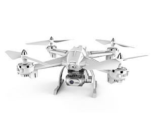 Квадрокоптер FPV с камерой Syzygy S5(White) Белый