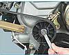 Замена ремня привода вспомогательных агрегатов на двигателях ЗМЗ-4061, ЗМЗ-406 и ЗМЗ-40522