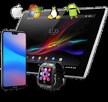 Телефони, планшети, електроніка