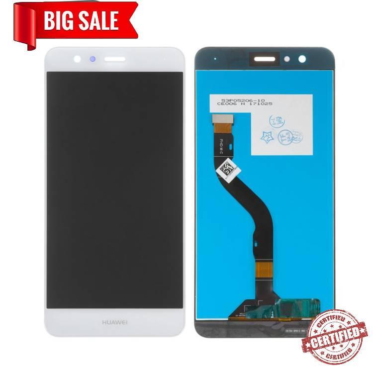 Модуль (сенсор + дисплей) Huawei P10 Lite (WAS-L21/WAS-LX1/WAS-LX1A) білий