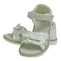 Босоножки сандали босоніжки летняя літнє обувь взуття для девочки дівчинки clibee клиби 218 белый. Размер 25, фото 1