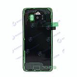Крышка задняя Samsung SM-G950 Galaxy S8, Чёрная Black оригинал!, фото 2