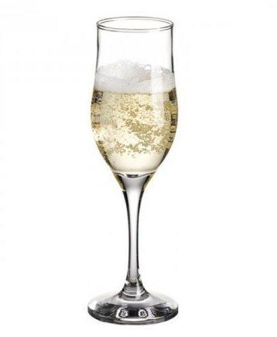 Набор фужеров для шампанского TULIPE Pasabahce 44160 - 200 мл, 6 шт