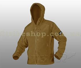Куртка флісова Texar Husky Coyote Size L