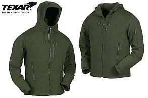 Куртка флісова Texar Husky Olive Size L