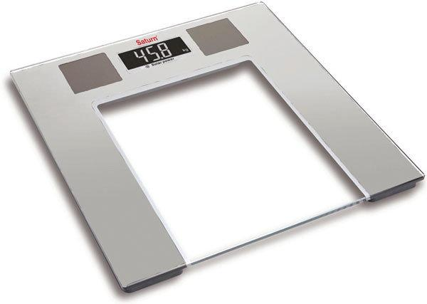 Весы напольные электронные Saturn ST-PS0280 150 kg