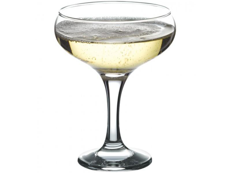 Набор бокалов Pasabahce Bistro 6 шт для шампанского 270 мл (44136)