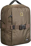 Городской рюкзак с отделением для ноутбука National Geographic Recovery N14108;11 (хаки)