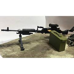 Мініатюра 3D паззл Кулемет M 240