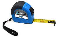 Стальная измерительная лента (рулетка) 3 м х 16 мм S-line