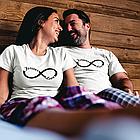 "Парні футболки для закоханих  ""love Forever"", фото 2"