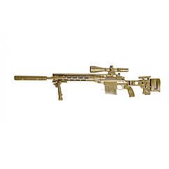 Мініатюра 3D паззл Снайперська гвинтівка MSR Remington