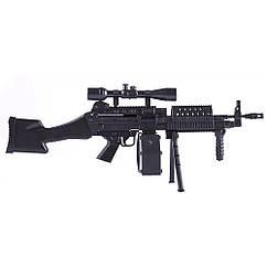 Мініатюра 3D паззл Кулемет MK 46 MOD1