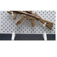 Мініатюра 3D паззл Пістолет Кулемет MP5 SD5